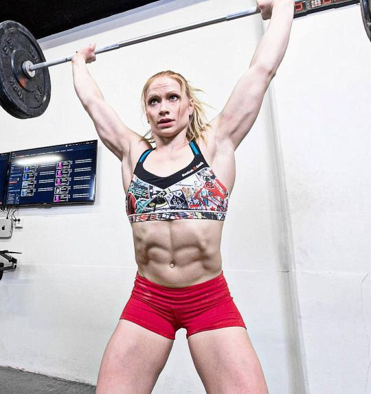 Annie Thorisdottir | CrossFit & Fitness | Pinterest