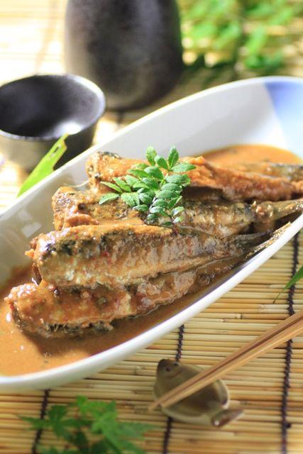 小倉名物☆鰯のじんだ煮(ぬかみそ焚き)-九州の郷土料理と簡単まかない ...
