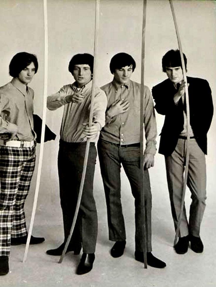 The Kinks by Dezo Hoffmann - 1965