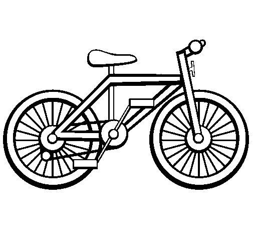 Pin Desenho Noddy De Bicicleta Colorir Desenhos on Pinterest