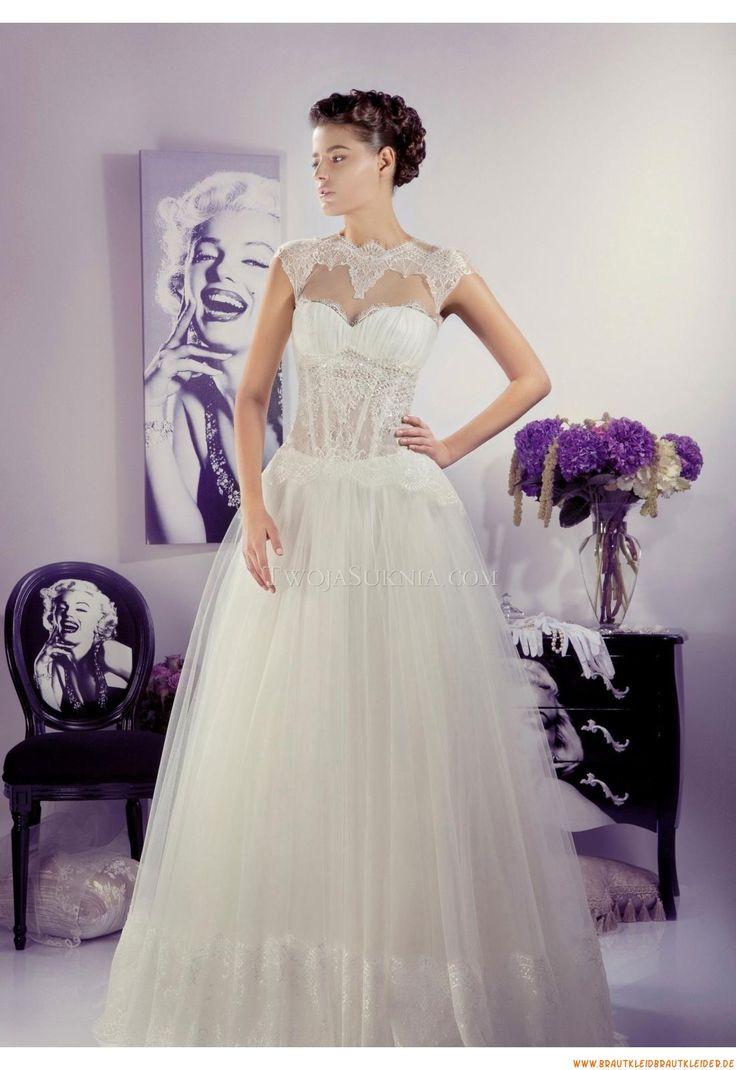 Rückenfrei Elegante Brautkleider