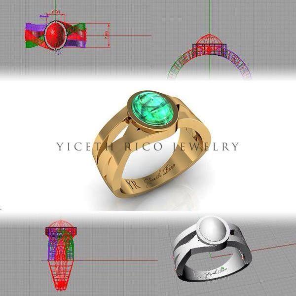 #3ddesign #jewelryyicethrico www.yicethrico.com