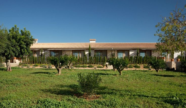 Welcome to Sa Nau Villas! - http://sanauvillas.com/ Sa Nau is a stunning agritourism option comprising 14 apartments situated on a traditional Majorcan farm. The perfect choice for golf and cycling lovers, it offers total peace and calm in a unique setting surrounded by almond and carob trees boasting stunning views of the Mediterranean. In addition, bordering Sa