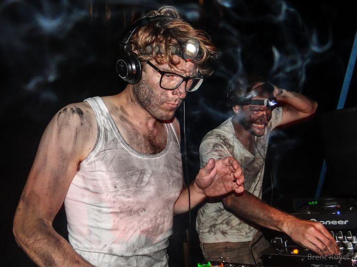 Hot Summer Booogie 2015 Mimizan, France  DJ's The Miners