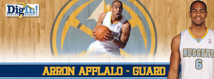 Arron Afflalo Facebook cover photo