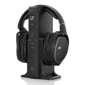 Sennheiser RS 175 Casque Audio sans fil numérique - Idéal pour Home Audio, HiFi ou télévision