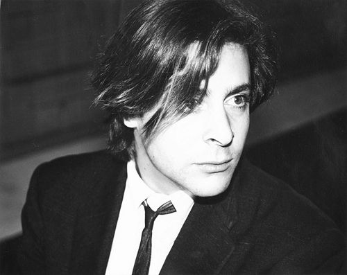 """  Judd Nelson photographed by Andy Warhol, 1986. """