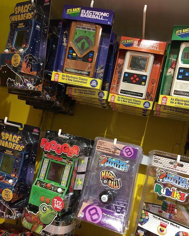 Awesomesauce! Right here in the local candy store.  #retrogaming #arcade #retrogamer #baseball #frogger #spaceinvaders #retrogames #oldschool #retro #vintage #oldskool #nostalgie #nostalgic #nostalgia #readyplayerone #videogames #games # #gamer #TagsForLikes #gaming #instagaming #instagamer #playinggames #online #photooftheday #onlinegaming #videogameaddict #instagame #instagood #gamestagram #gamerguy #gamergirl #gamin #video #game #igaddict #winning #play #playing