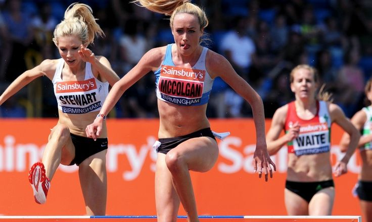 Eilish McColgan eyes mum's records en route to Rio 2016