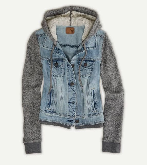 Find great deals on eBay for denim sweatshirt jacket. Shop with confidence.