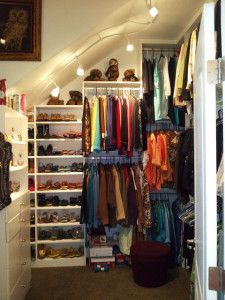 Closet Systems eclectic-closet