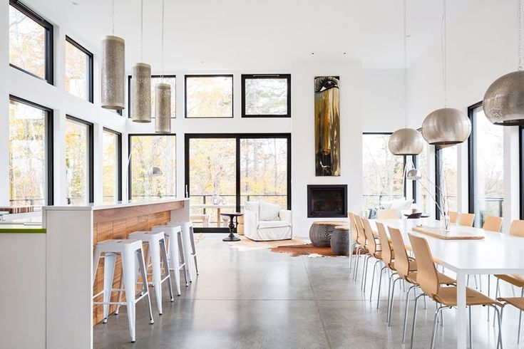 12-249 Laurentians Home | BONE Structure #openspace
