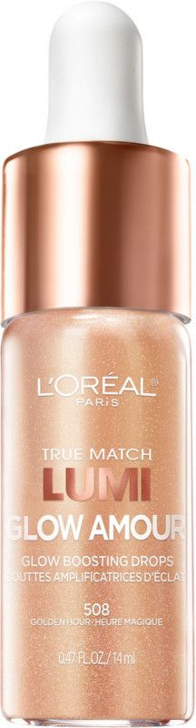 L'Oreal True Match Lumi Glow Amour Glow Boosting Drops for holiday 2017 (affiliate link)