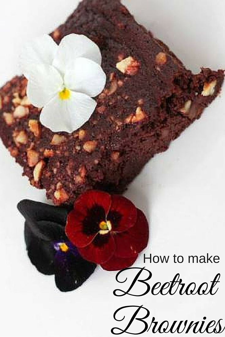 You can still indulge your sweet tooth with these healthy raw-food brownies this Easter. Packed with beetroot, cacao, hazelnuts and honey, these guilt-free treats are full of health benefits, according to Lily Simpson, founder of The Detox Kitchen.