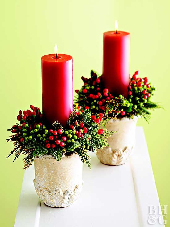 Best 25 christmas candle rings ideas on pinterest for 7 candle christmas decoration