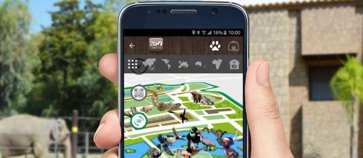 Lo Zoo di Napoli diventa tecnologico con la nuova App da scaricare