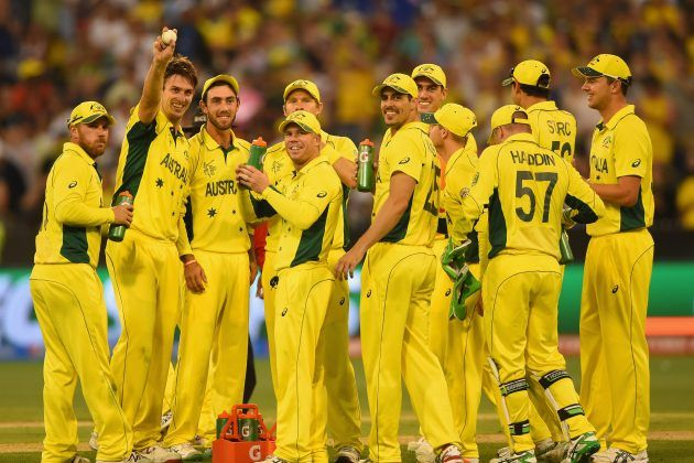 Australia Record Wining MatchCrushing thumps from Warner, Smith, Maxwell in 417/6 total against Afghanistan before bowlers guarantee 275-run win. Afghanistan was forced to bear a stellar Australian execution at the WACA ground on Wednesday (March 4) preceding a sizeable social occasion.  : ~ http://www.managementparadise.com/forums/icc-cricket-world-cup-2015-forum-play-cricket-game-cricket-score-commentary/280448-australia-record-wining-match.html
