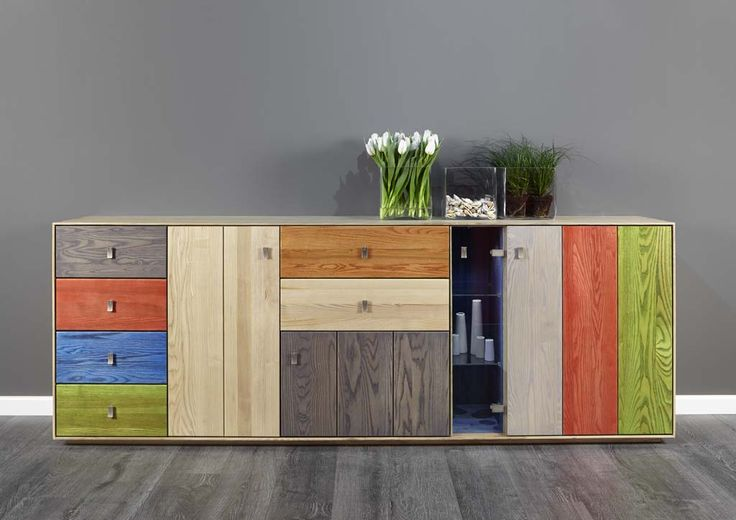 Feelgood Design, wood and optimistic colours are warm, and natural, tells us that 'life is beautiful'. Designed by Klose