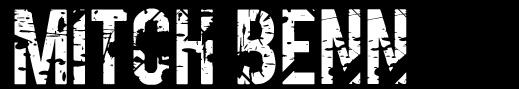 The mighty Mitch Benn.    www.mitchbenn.com