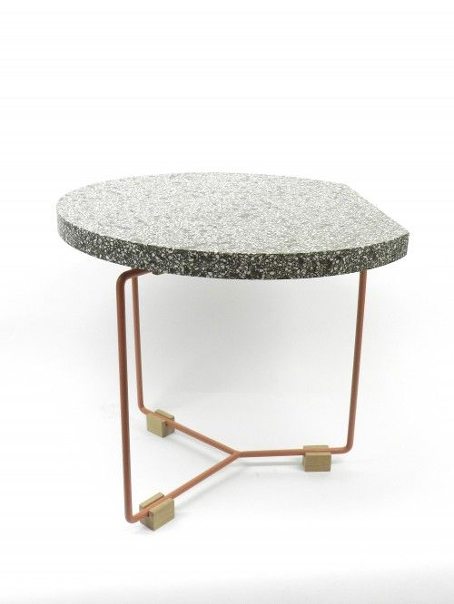 Possible To Skim Coat An MDF Top, Build Base Out Of Rebar? Coffee Table At  Helder Awesome Ideas