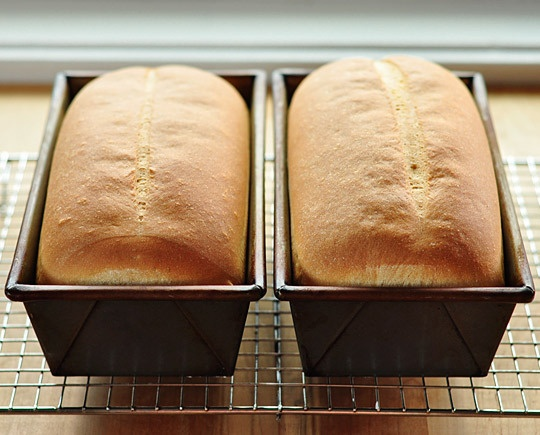 How To Make Basic White Sandwich Bread — Cooking Lessons from