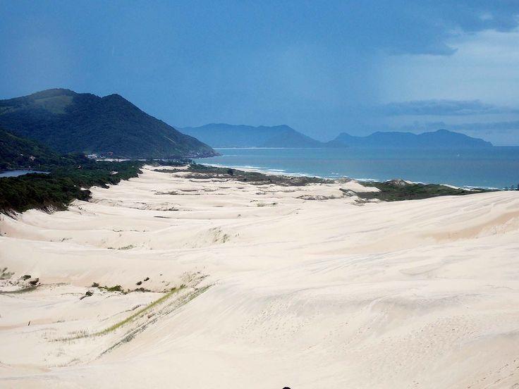 Garopaba está localizada no litoral sul de Santa Catarina