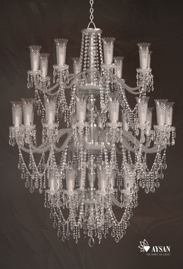 20 best aysan crystal chandeliers images on pinterest crystal explore aysans most recent aurora collection luxurious chandeliers wall lights and table lamps designed specifically for projects of palaces arubaitofo Choice Image