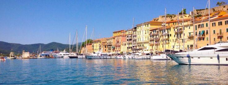 Elba - Portoferraio #italien #segeln #urlaub