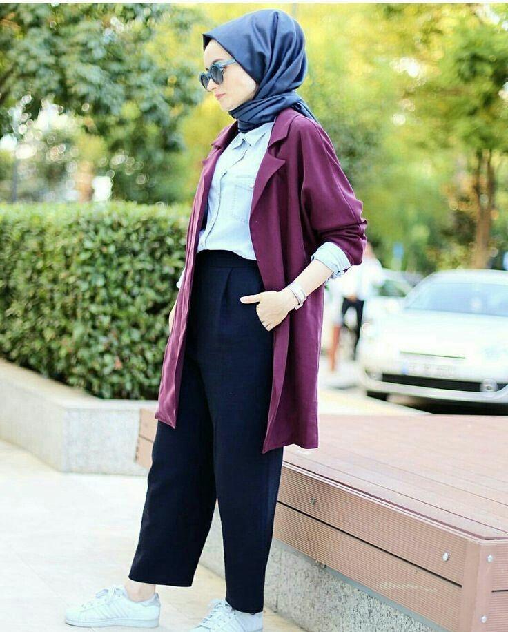 Hijab Fashion 2017 : Comment avoir un Hijab street style tendance