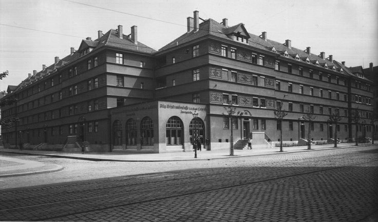 Riebeck- Ecke Stammstraße
