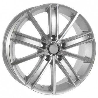 Silver 17 inch Volkswagen wheels will fit ---------> CC (2009-2013) | EOS (2007-2013) | GTI (2006-2013) | Jetta (2006-2013) | Passat (1998-2013) | Rabbitt (2007-2009) | Tiguan (2009-2013)