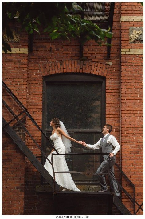The journey begins.... - Wedding photos at Espace Canal, Montreal