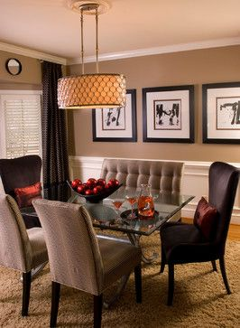 Martini Dining Room Contemporary