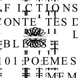 Jean-Pierre Balpe ou les Lettres Dérangées, 2005.
