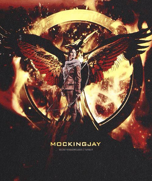 Hunger Games / Mockingjay / Katniss
