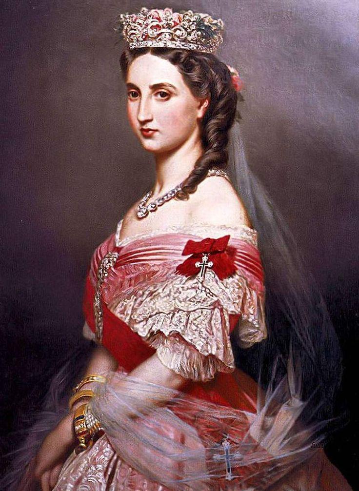 La emperatriz Carlota, una princesa belga en México - Foto 6