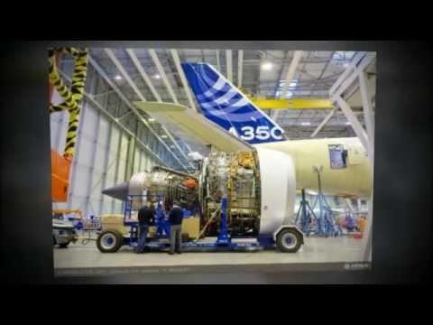 Exclusive: A350 XWB (Engines + APU)!