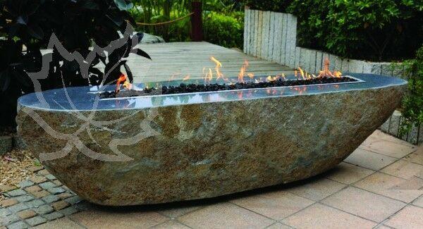 Details Zu Feuertisch Lounge Granit In 2020 Feuertisch Gasfeuer Beton Feuerstellen