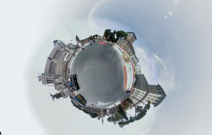 Google Streetview Stereographic Google Streetview Stereographic, create your little planet and share it with us on our Facebook Page!