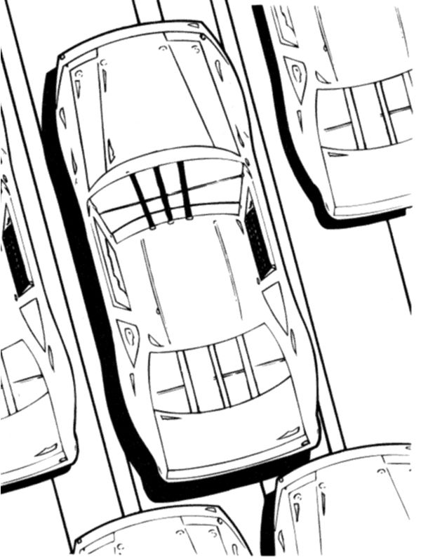 29 Best Coloring Pages Images On Pinterest Race Cars Coloring - drag car coloring pages