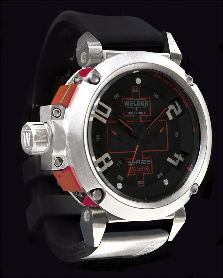 Welder k34 2000 watch cool watches from for Watchismo