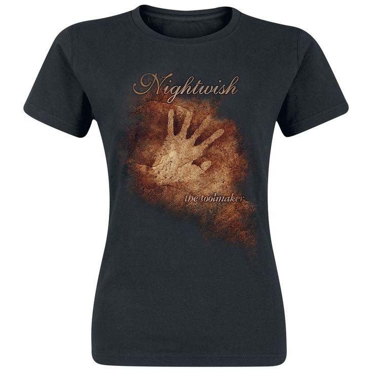 The Toolmaker - T-Shirt by Nightwish