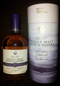 Islay Single Malt Scotch Whisky (Sainsbury's Taste the Difference)
