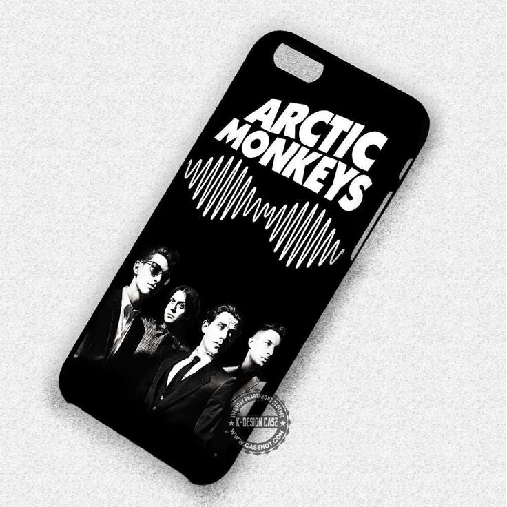 Men in Suits Arctic Monkeys Band Logo - iPhone 7 6 5 SE Cases & Covers #music #arc