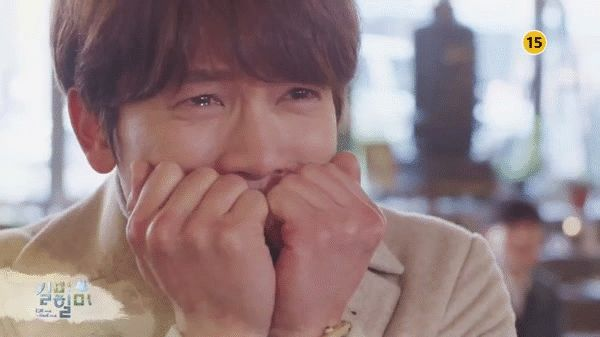 kill me, heal me When Yo Na meets Oh Ri On...Probably my reaction if I met him, too.