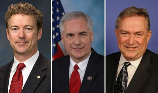 Meet the Morons Who Caused the Shutdown There has never been a single House of the Congress with a more lethal combination of political ambition, political stupidity, and political vainglory than this one. -- Charles P. Pierce profiles 9 brutally dangerous Republicans