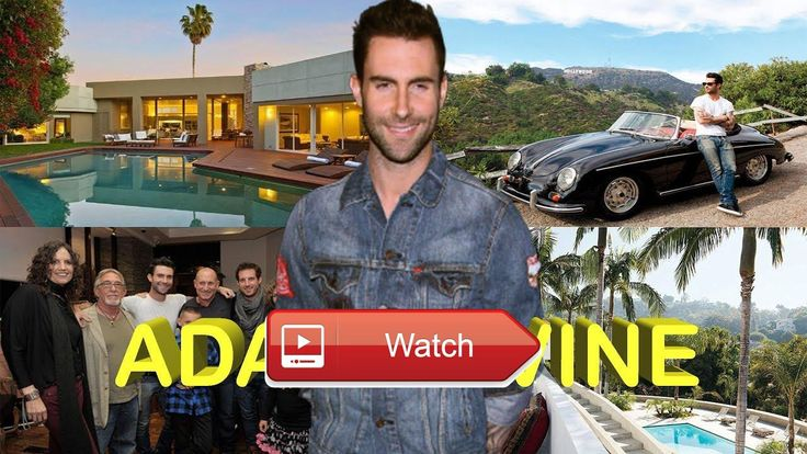 ADAM LEVINE MAROON Biography House Cars Family Net worth Pets  Adam Noah Levine born March 1 17 is an American singer songwriter multiinstrumentalist actor and record producer He