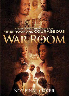 War Room, DVD   -