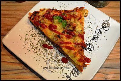 Tradycyjnie z nutką nowoczesności.: Pizza z pieczarkami