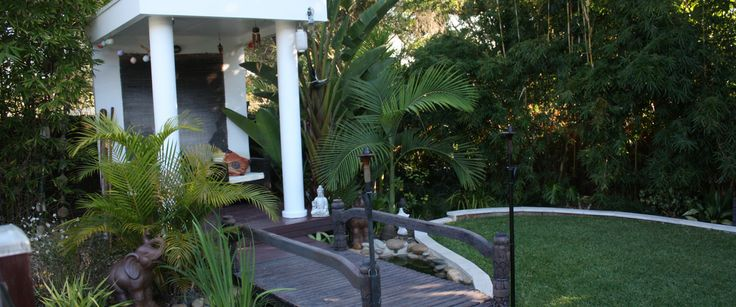 Create a relaxing outdoor sanctuary where you can rejuvenate after a busy week. www.brindabellahomeimprovements.com.au